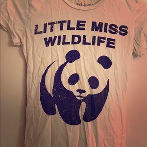 Tops - Little Miss Wildlife Shirt